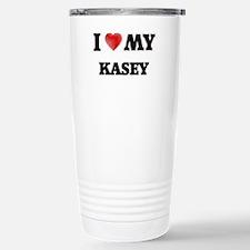 I love my Kasey Travel Mug
