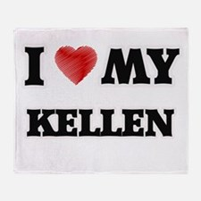 I love my Kellen Throw Blanket
