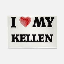 I love my Kellen Magnets