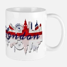 London Skyline Mugs