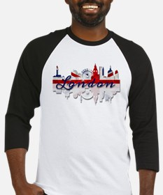 London Skyline Baseball Jersey