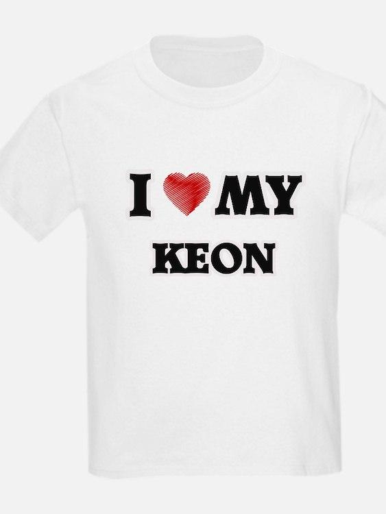 I love my Keon T-Shirt