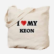 I love my Keon Tote Bag
