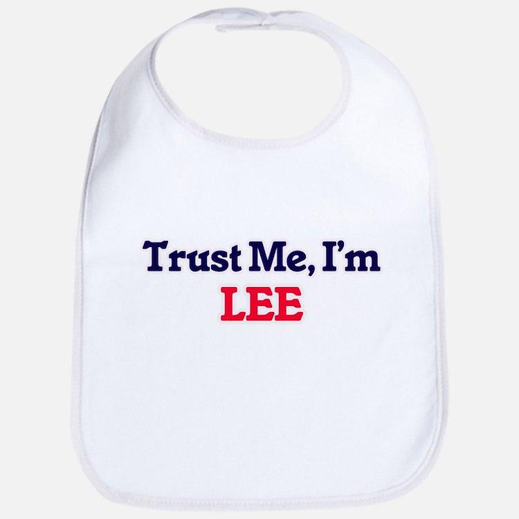 Trust Me, I'm Lee Bib