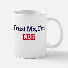 Trust Me, I'm Lee Mugs