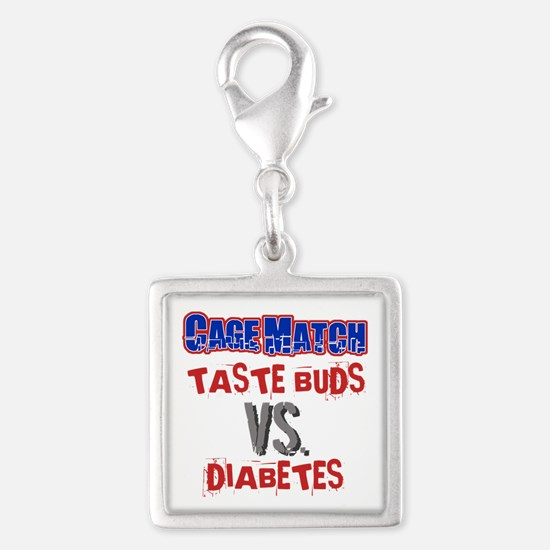 Funny Diabetes Cagematch Charms