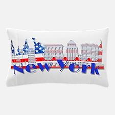 New Yor USA Pillow Case
