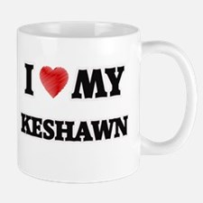 I love my Keshawn Mugs
