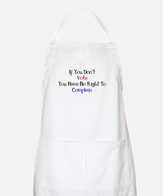 No Right To Complain BBQ Apron
