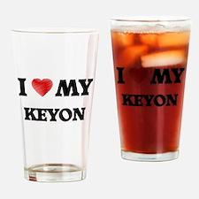 I love my Keyon Drinking Glass