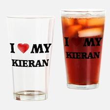 I love my Kieran Drinking Glass