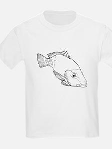 Snapper Fish T-Shirt