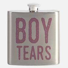Boy Tears Flask
