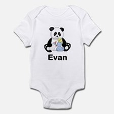 Evan's Little Panda Infant Bodysuit