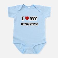I love my Kingston Body Suit