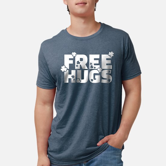 Free hugs shamrocks T-Shirt