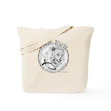 Lion Bait Tote Bag