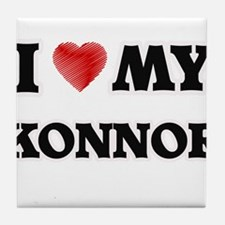 I love my Konnor Tile Coaster