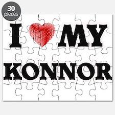 I love my Konnor Puzzle