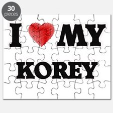 I love my Korey Puzzle