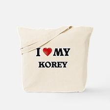 I love my Korey Tote Bag