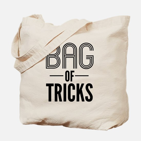 Bag Of Tricks Tote Bag