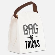 Bag Of Tricks Canvas Lunch Bag