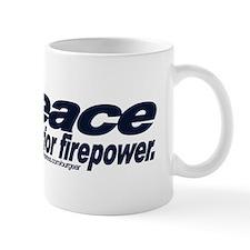 Superior Firepower Coffee Mug