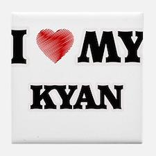 I love my Kyan Tile Coaster