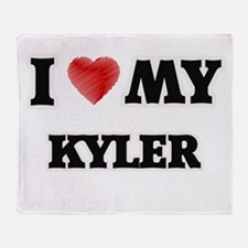 I love my Kyler Throw Blanket