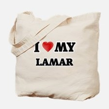 I love my Lamar Tote Bag