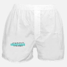 you try doing this sh*t! Boxer Shorts
