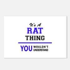 It's RAT thing, you would Postcards (Package of 8)