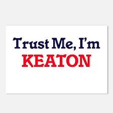 Trust Me, I'm Keaton Postcards (Package of 8)