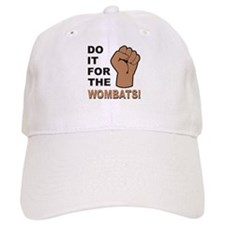 For The Wombats! Baseball Cap