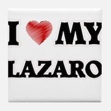 I love my Lazaro Tile Coaster