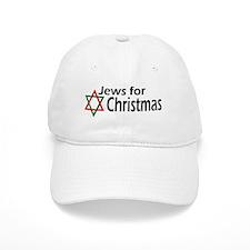 Jews for Christmas Baseball Cap