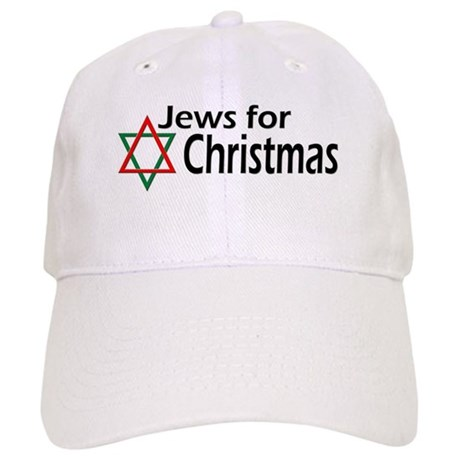 Jews for Christmas Cap