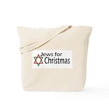 Jews for Christmas Tote Bag