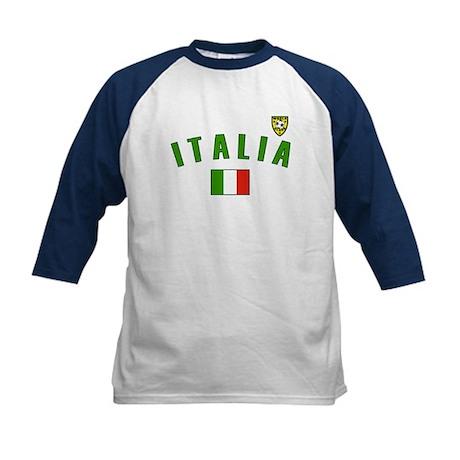 Italy Soccer Kids Jersey (S, M, L)