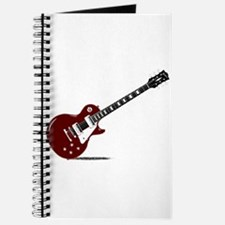 Isolated Rock Guitar Journal