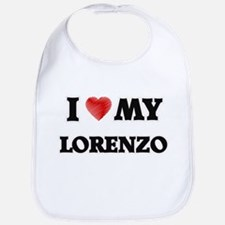 I love my Lorenzo Bib