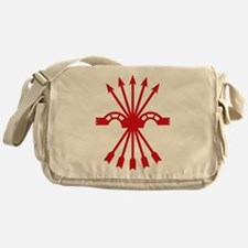 Cute Fascist Messenger Bag