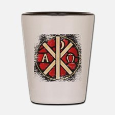Unique Kappa tau gamma omega chi Shot Glass