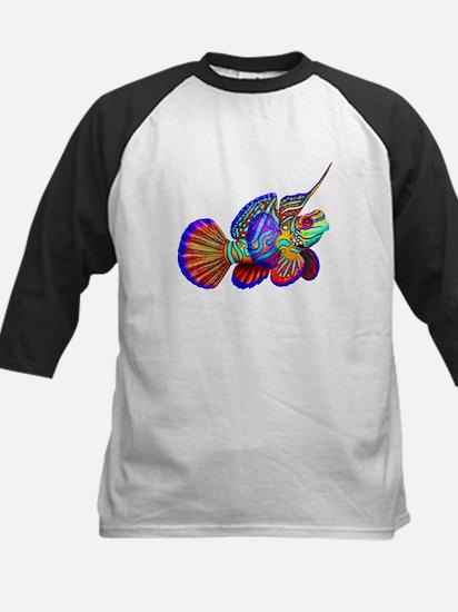 Mandarin Dragonet Fish Baseball Jersey