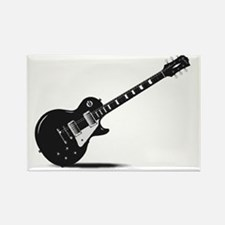 Funny Les paul Rectangle Magnet