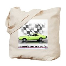 Charger Muscle Tote Bag