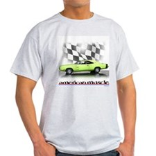Charger Muscle T-Shirt
