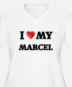 I love my Marcel Plus Size T-Shirt