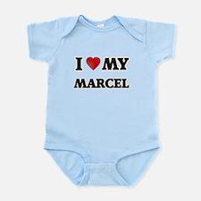 I love my Marcel Body Suit